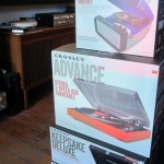 Select Crosley Turntables Now In Stock