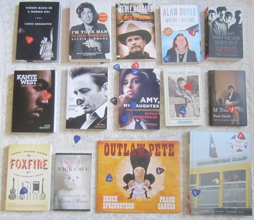 Music Books - Nov 22, 2015