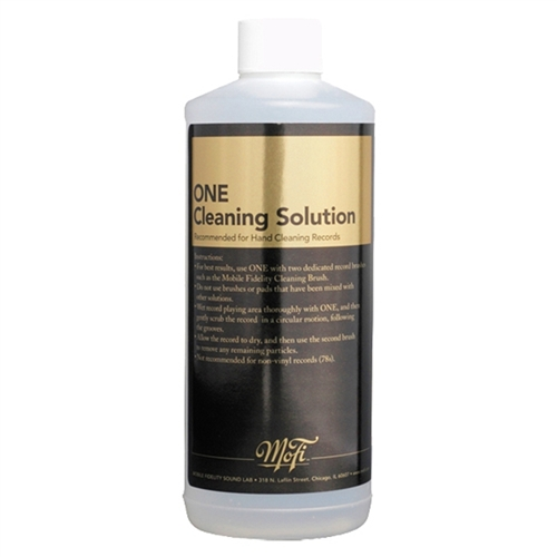MoFi One Cleaning Solution