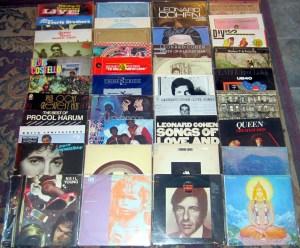 Vintage Vinyl April 4-1