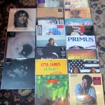 This weeks featured new vinyl releases PLUS Radiohead and Pink Floyd details.