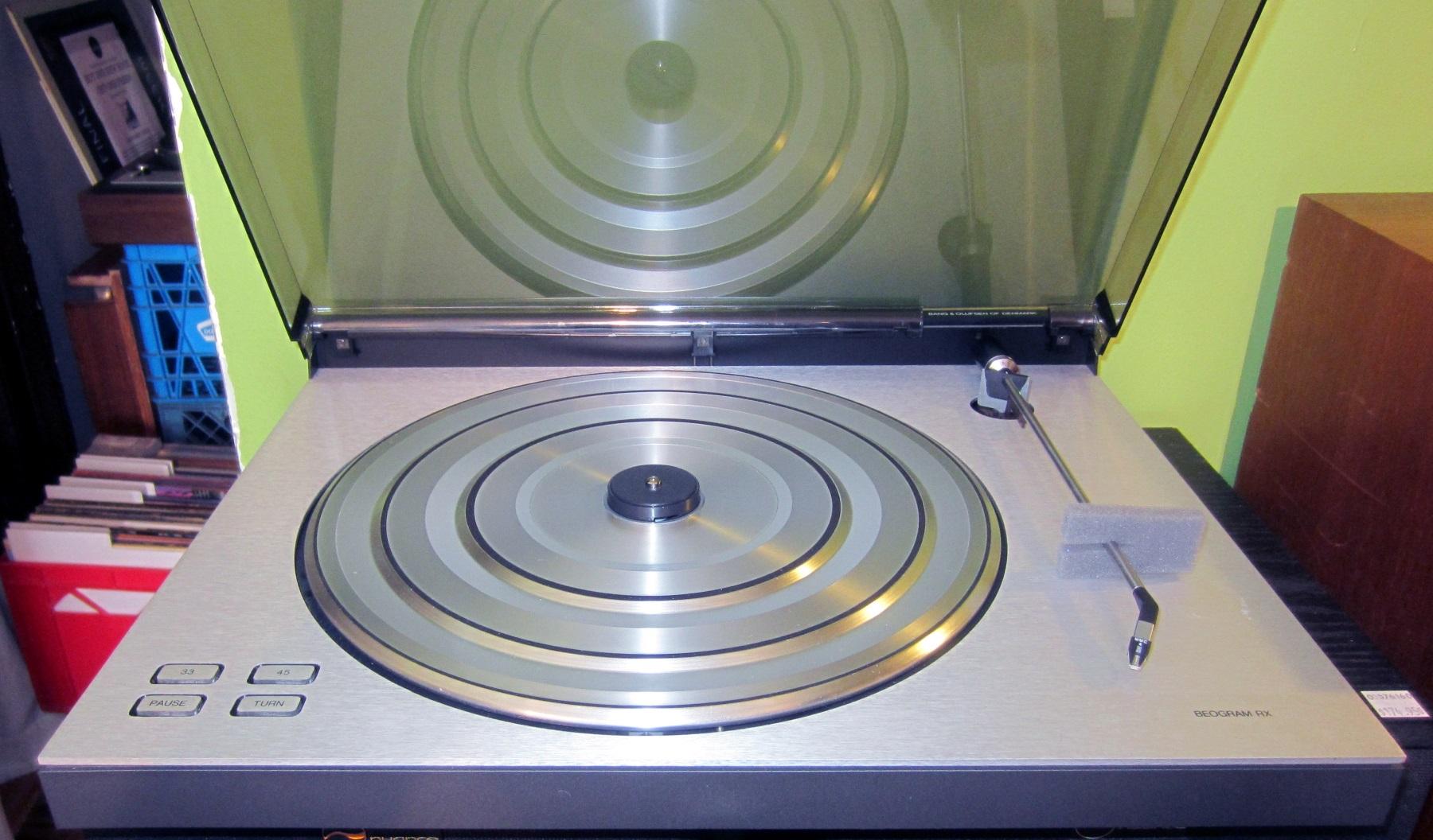 Sold Beogram Rx W Mmc 4 Cartridge Backbeat Books And Music