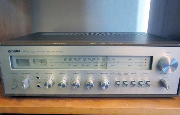-SOLD- Yamaha CR-600 Receiver
