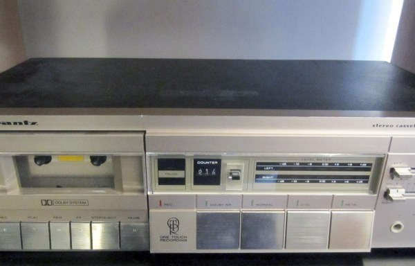 -SOLD- Marantz SD 142 Cassette Deck
