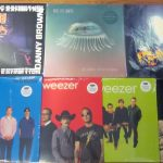 Fresh vinyl releases and a few recent reissues.