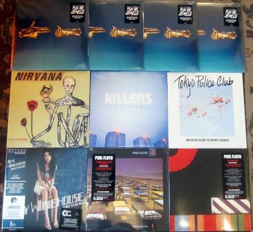 New Vinyl Releases - Jan 20