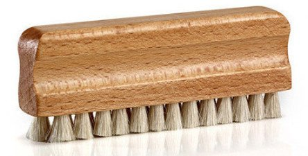 Okki Nokki Goat Hair Record Cleaning Brush
