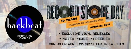 Record Store Day 2017 FB Page
