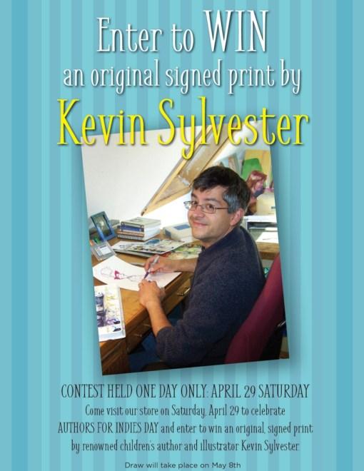 Kevin Sylvester poster