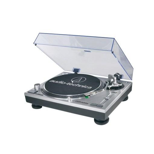 AudioTechnica LP120USB Silver