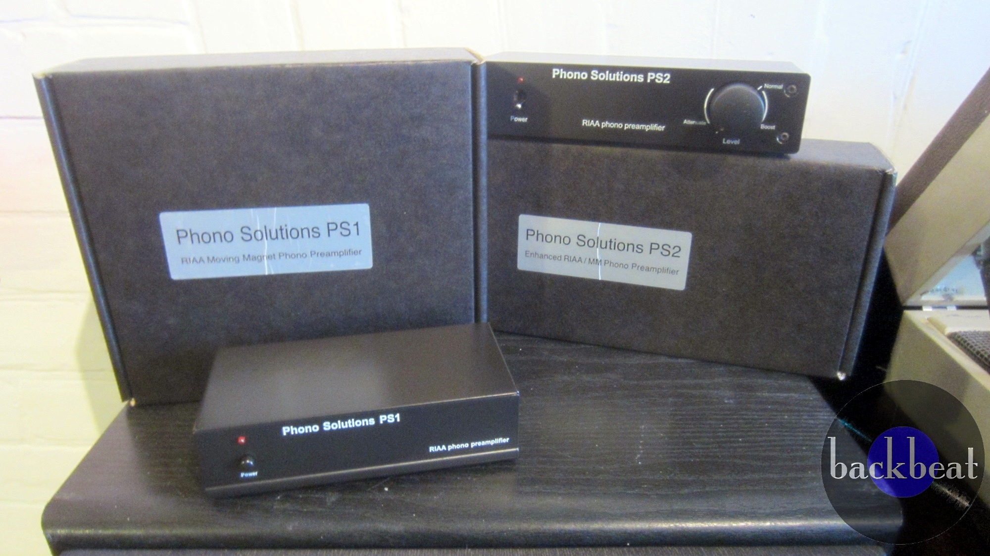 Phono Solutions Ps2 Phono Preamp Backbeat Books And Music