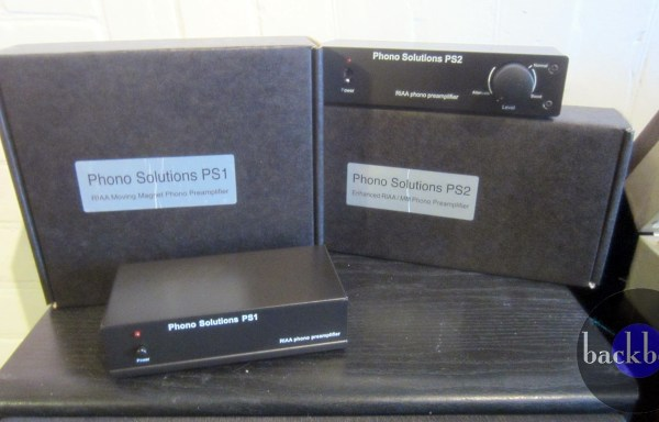 Phono Solutions PS1 MM Phono Preamp