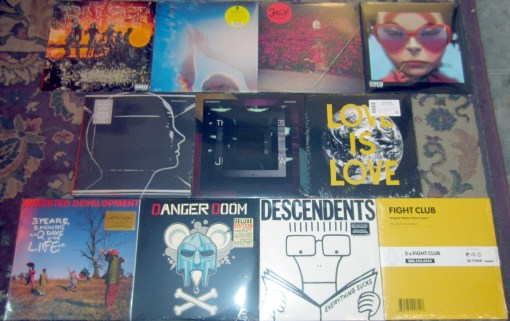 Recent New Releases and Reissues May 5