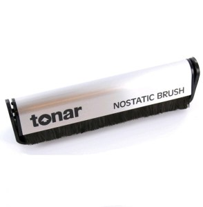 Tonar Nostatic Carbon Record Brush