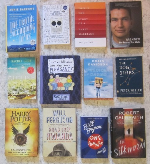 Used Books - May 29