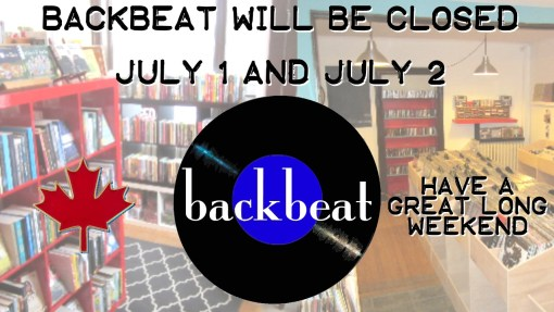 Backbeat Canada Day 2017