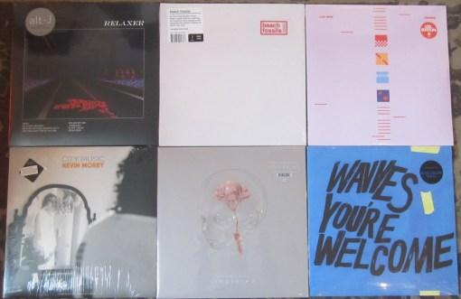 Recent Vinyl Releases June 17