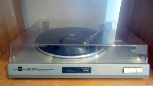 Dual CS515 Turntable - 2