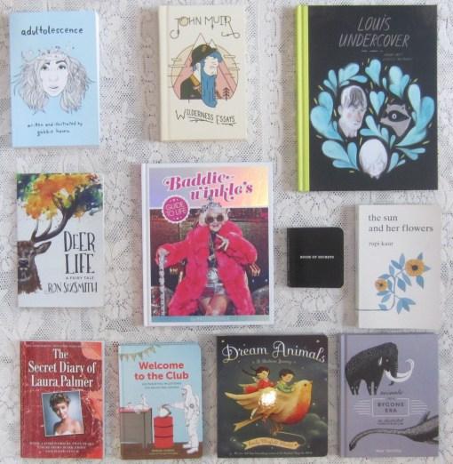 New Books - Oct 19,2017