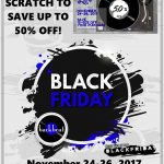 """It's Back! """"Scratch Like a DJ to Save"""" This Black Friday"""