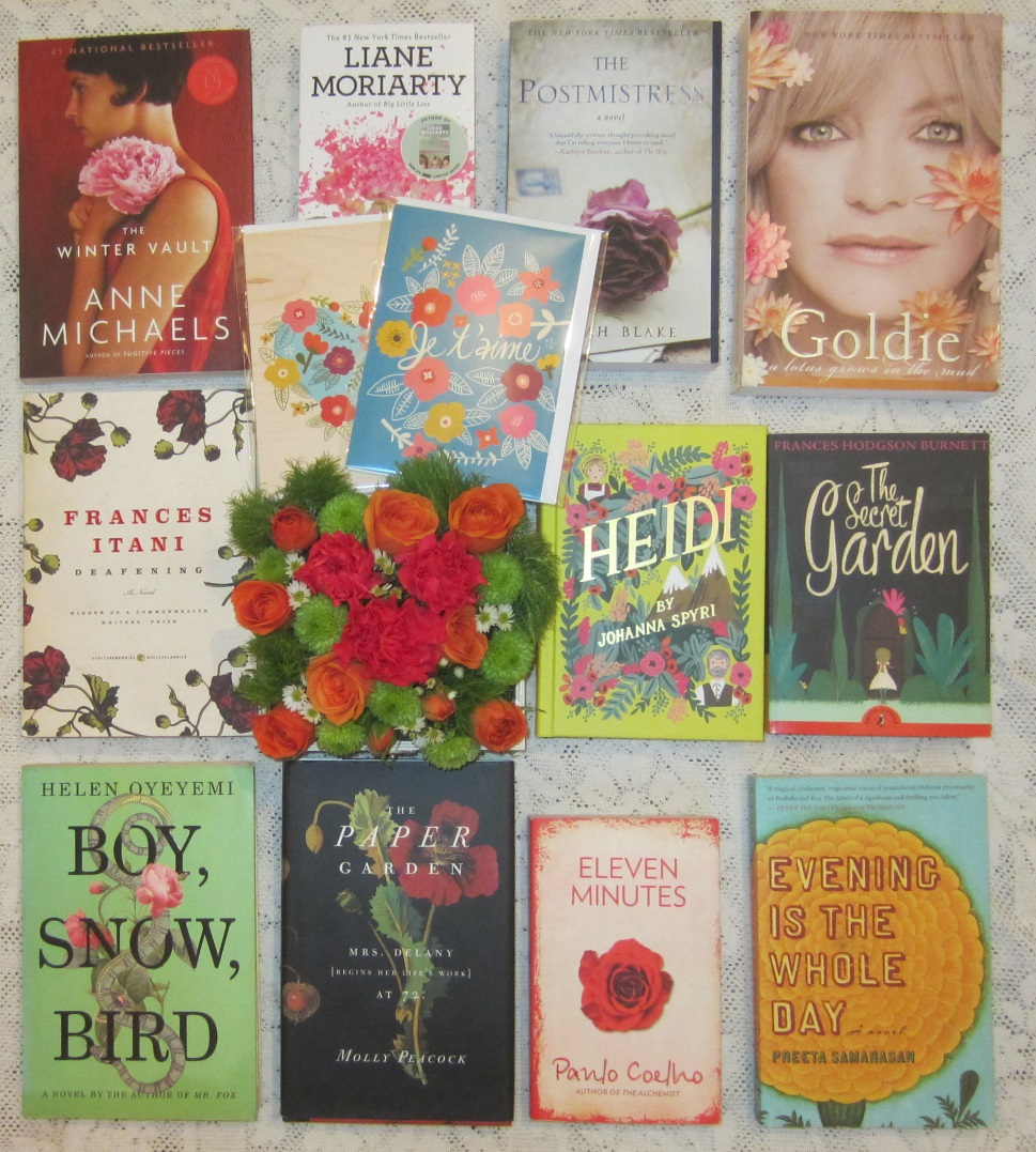 Floral books