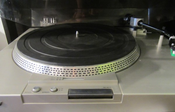 -SOLD- Sony PS-T15 Turntable