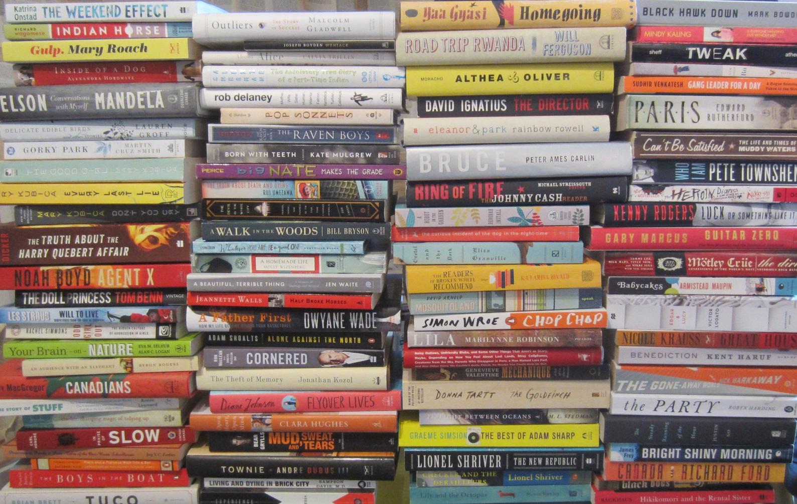 Used Books - Feb 27, 2018