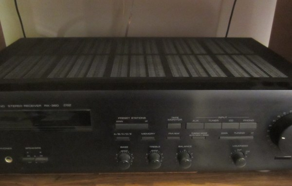 -SOLD- Yamaha RX-360 Receiver