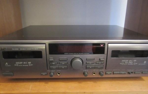 -SOLD- JVC TD-W309 Cassette Deck