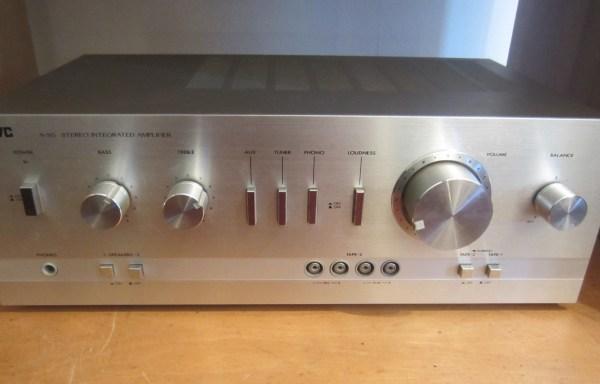 -SOLD- JVC A-S5 Amplifier