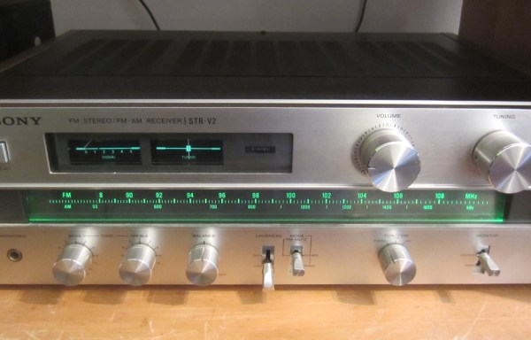 Sony STR-V2 Receiver