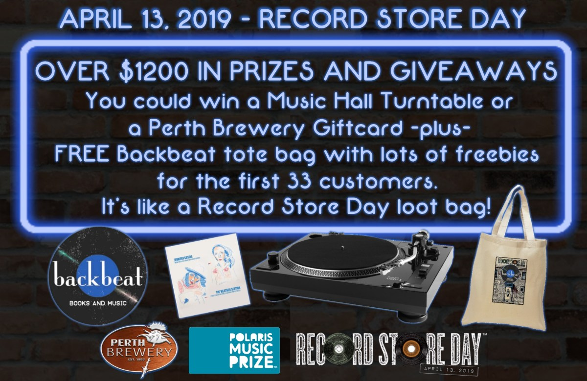 Come On Down Record Store Day Backbeat Books And Music
