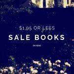 Sale shelf