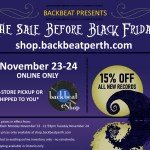 The Sale Before Black Friday