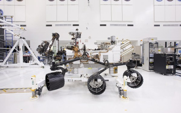 Mars Curiosity Rover Status Two Brains Are Better Than One