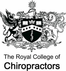 The Royal College of Chiropractors logo
