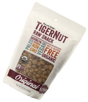 bag of tigernuts