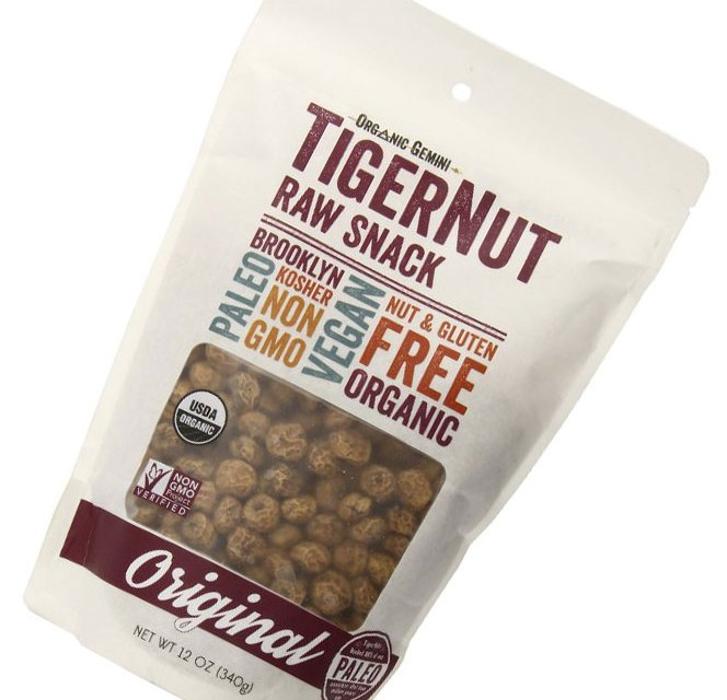 All About Tigernuts