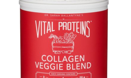 Collagen Veggie Blend: AIP and Paleo compliant protein powder!