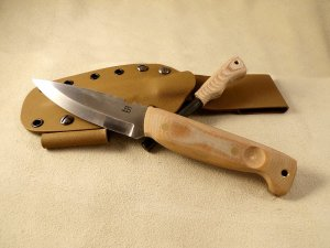 Backcountry Survival Knife