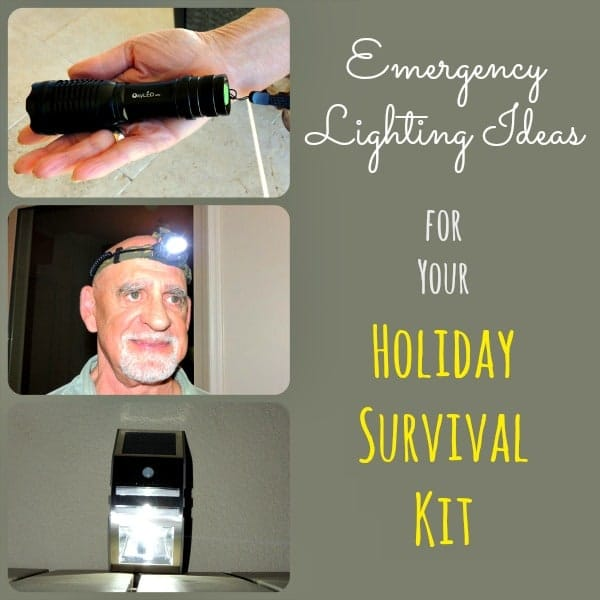 Emergency Lighting Ideas for Your Holiday Survival Kit | Backdoor Survival