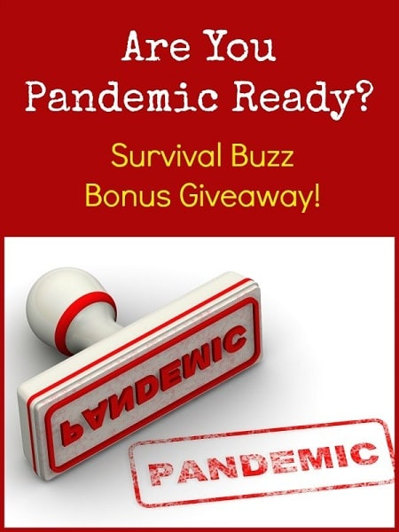 Are You Pandemic Ready | Backdoor Survival