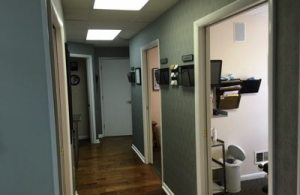 charschan chiropractic north brunswick office rooms