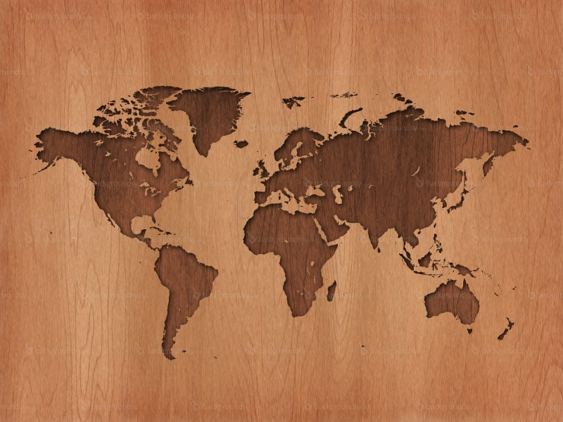 Wooden earth map   Backgroundsy com Wooden earth map