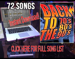 Cover-BAND-BACKING-TRACKS-70s 80s 90s