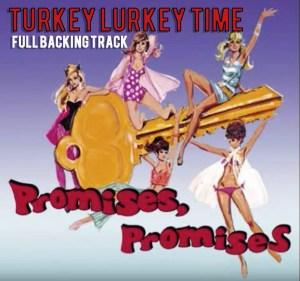 turkey lurkey time karaoke backing tracks for singers
