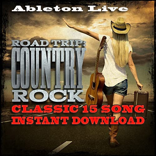 Road Trip Classic Country Rock Ableton Live