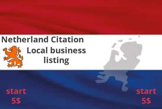 Netherlands Business Listing Sites