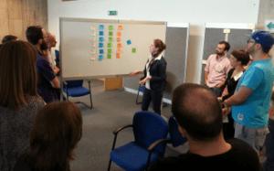 Scenario planning at the Natural History workshop in Prague