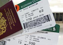 Achat de billet d'avion au fur et à mesure